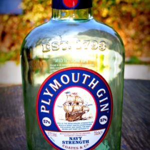 Plymouth Gin Navy strenght