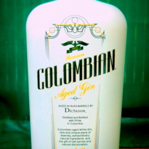 Dictador Colombian Aged White