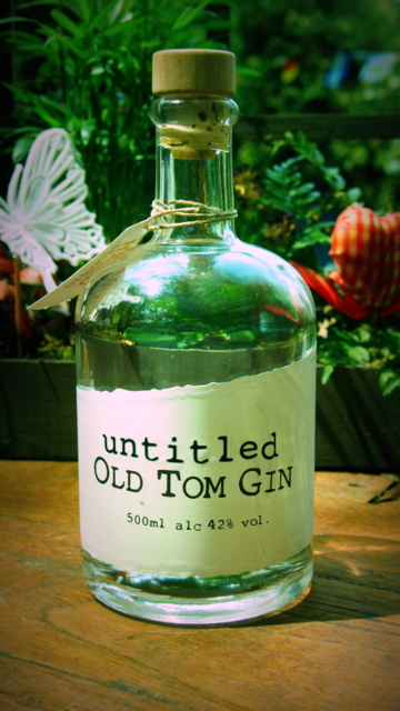 Untitled Old Tom Gin 1