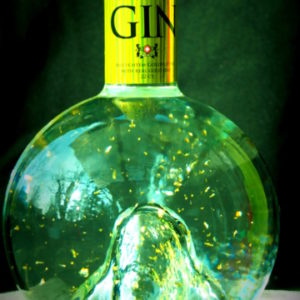 Swiss Gold Gin