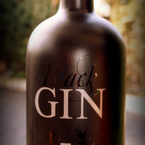 Black Gin Limited Edition