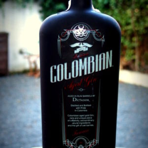Dictador Colombian Aged Black
