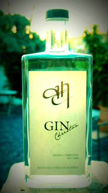 Gin Christian 1
